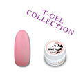 T−GEL COLLECTION カラージェル D068 フェアリーピンク 4ml